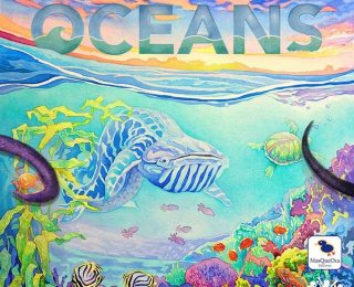 Oceans เกมใหม่จากผู้ออกแบบ Evolution