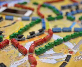 10 อันดับเกมต่อรถไฟ Ticket to Ride ที่ดีที่สุด